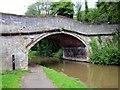 SJ4365 : Christleton Bridge (Bridge 122) Shropshire Union Canal by Jeff Buck