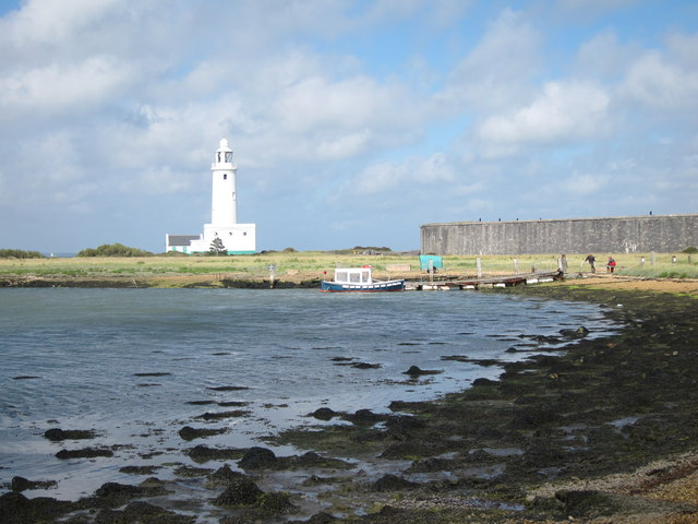 Hurst Castle Lighthouse
