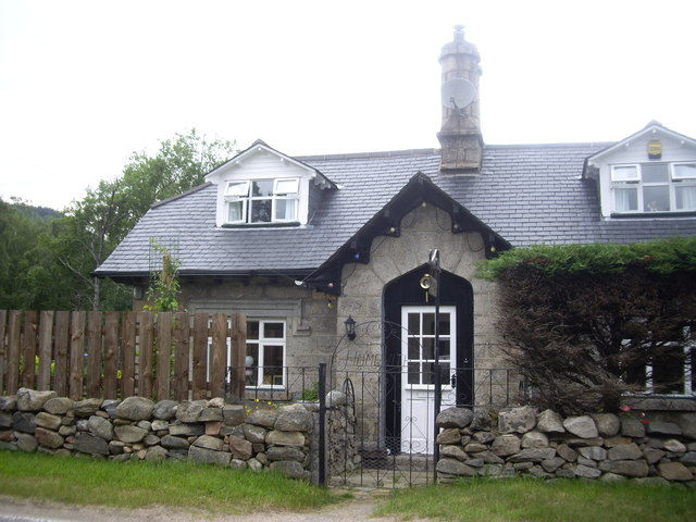 Hamewith Cottage, Inver
