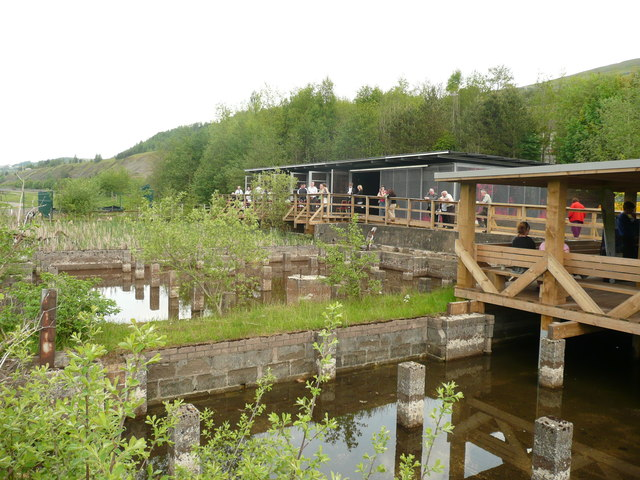 Environment Resource Centre, Ebbw Vale