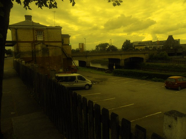 Burrell Road - Ipswich