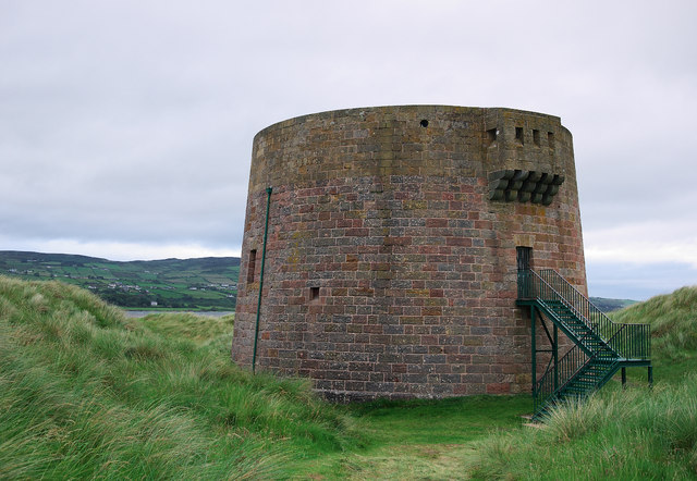 Martello Tower, Magilligan Point