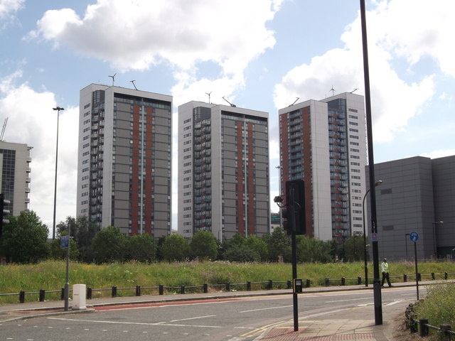 Elektron Towers, Blackwall