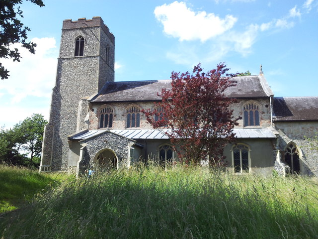 St. Margaret's Church, Heveningham