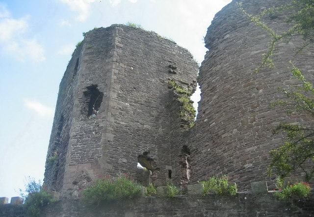 Castell y Fenni / Abergavenny Castle