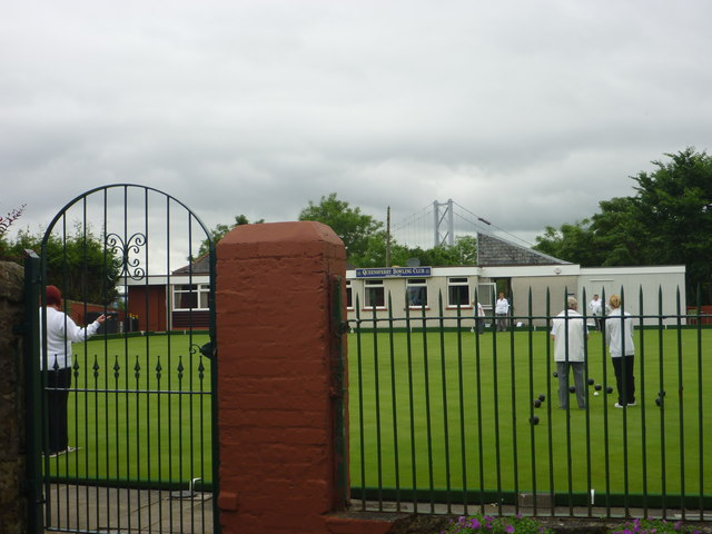 Queensferry Townscape : Queensferry Bowling Club