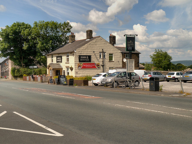 Hare and Hounds, Abbey Village