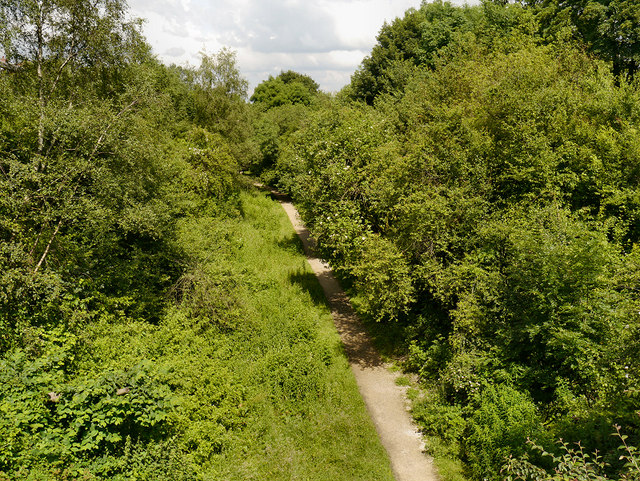 Course of Disused Railway, Withnell
