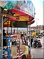 SJ9494 : Behind the carousel by Gerald England