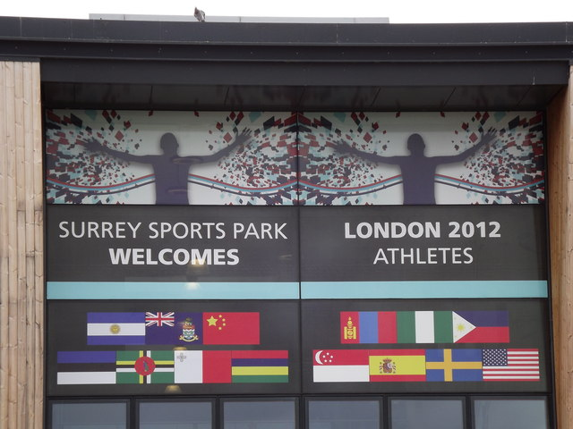 Surrey Sports Park Welcomes