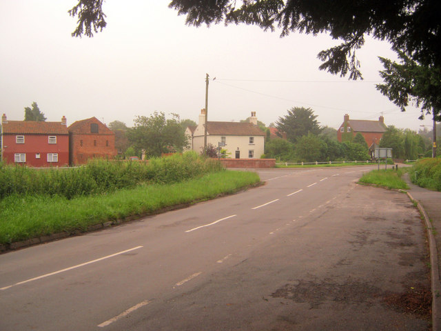 Egmanton village