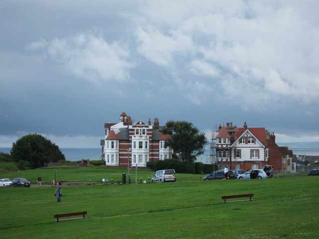Houses on West Hill