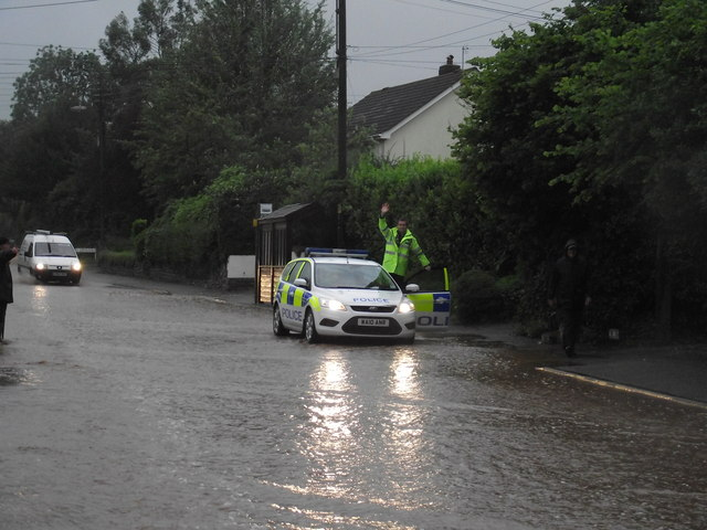 Sidmouth floods (3)
