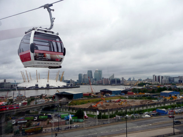 Greenwich Cable Car Parking