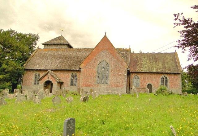 St Nicholas, Norton Canon