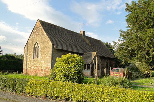 St Mary Magdalene, Willersley