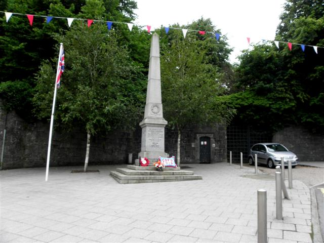 War memorial, Tandragee