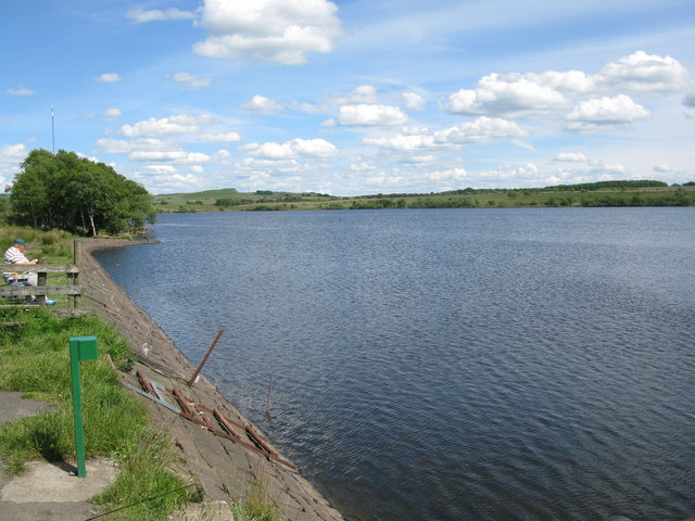Roughrigg Reservoir