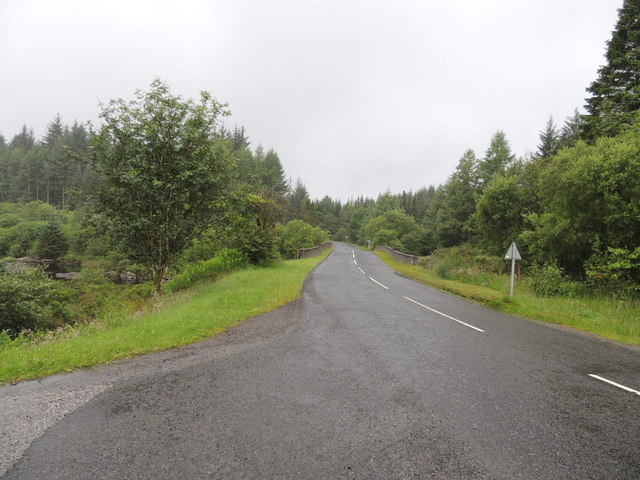 Road to Newton Stewart