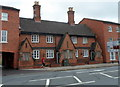 SP2055 : Grade II listed Newland Almshouses, Stratford-upon-Avon by John Grayson
