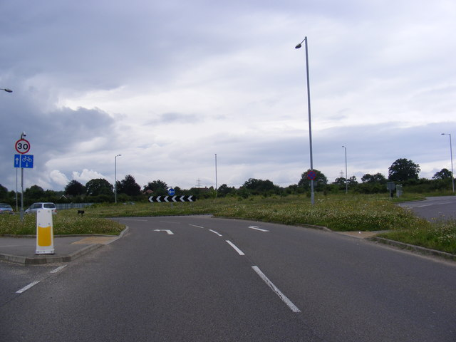 Round House Way, Cringleford