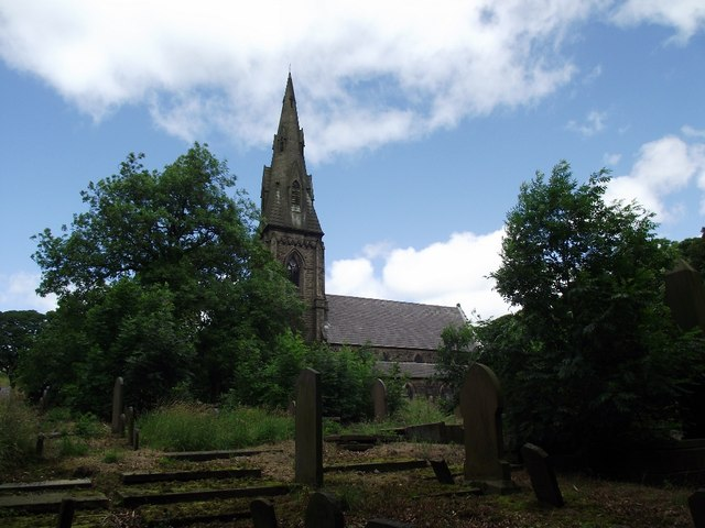 Emmanuel Church, Holcombe