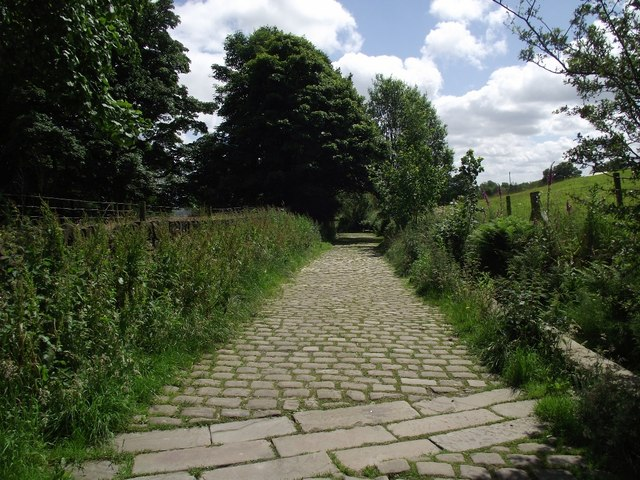 Holcombe Old Road