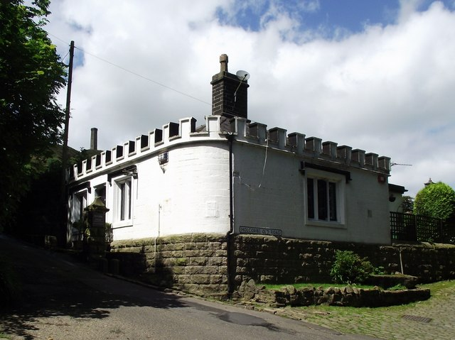 Gatehouse  on Holcombe Old Road