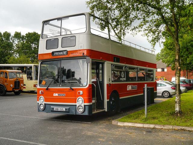 GM Buses Leyland Atlantean