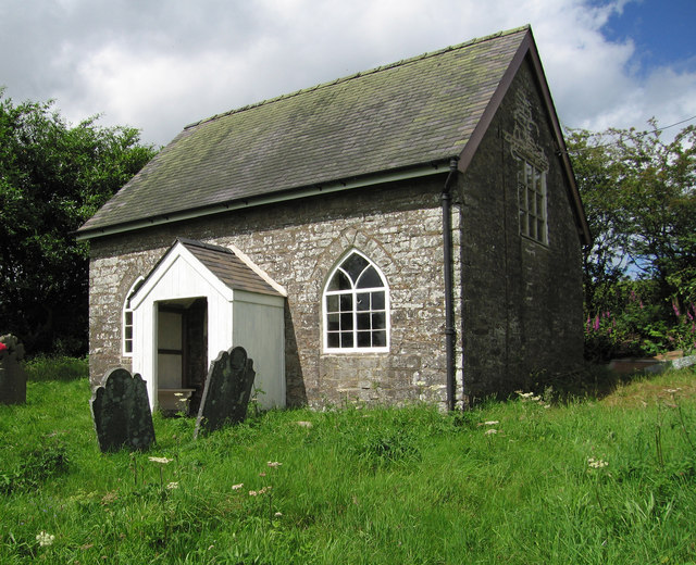 Blackmountain Chapel