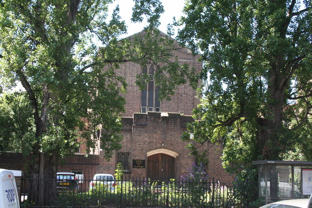 Clapham:  St.Bede's Church for Deaf People