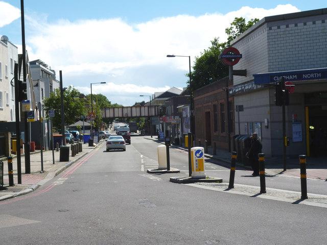 Clapham:  Bedford Road