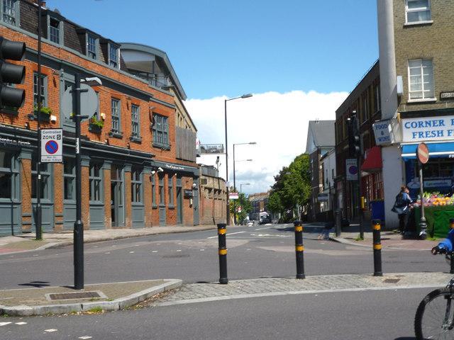 Clapham:  Landor Road