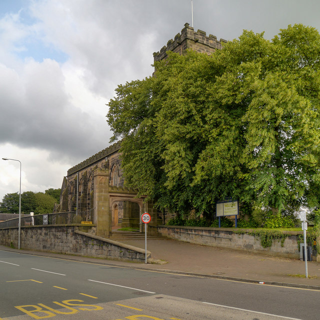 The Parish Church of St Andrew, Leyland