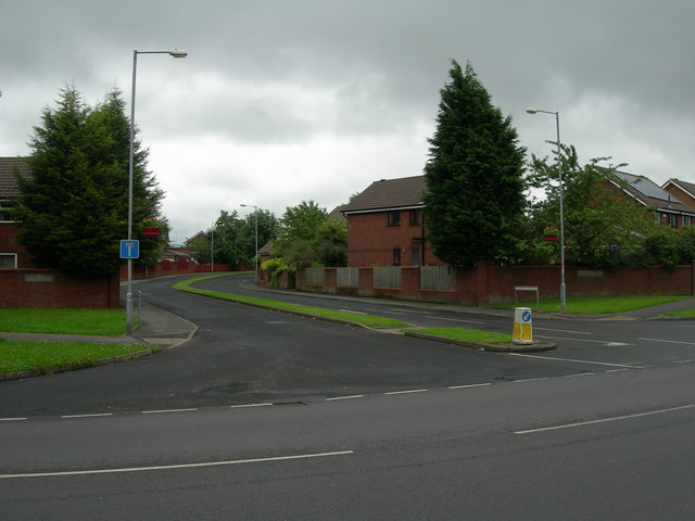 Plover Way/Peregrine Crescent