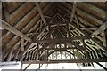 SU6294 : Trusses in the roof by Bill Nicholls