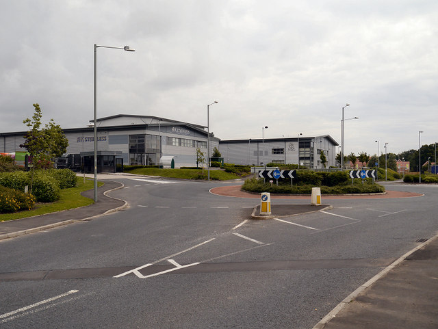 Matrix Industrial Park, Buckshaw Village