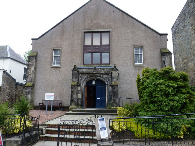 St Andrews Victory Memorial Hall
