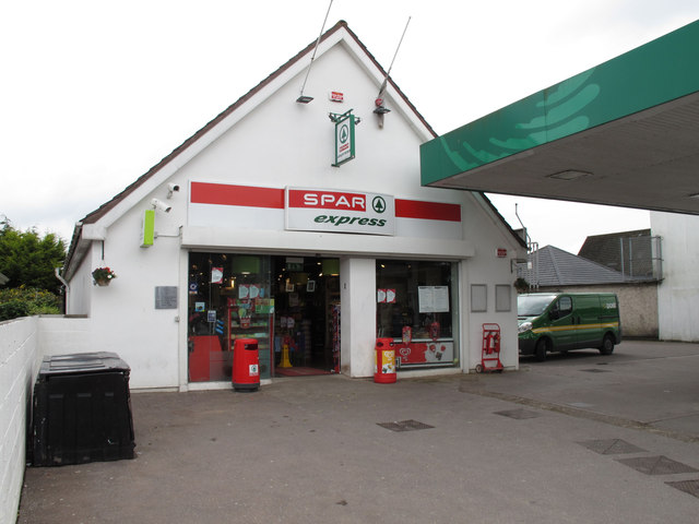 Convenience store, Togher
