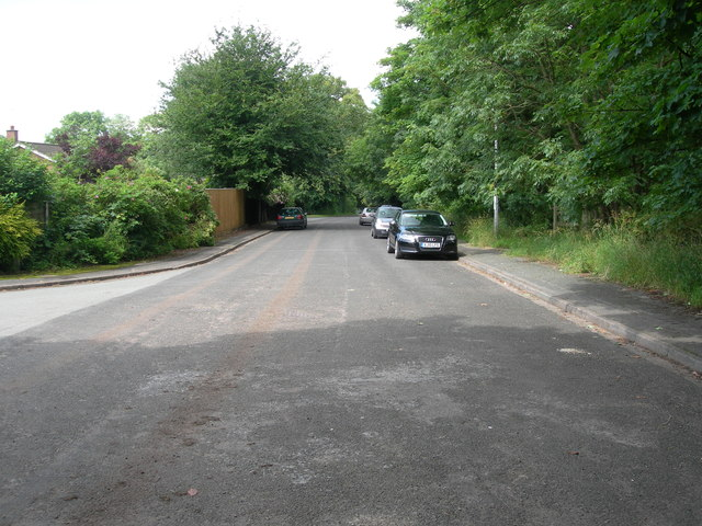 Hall Road, Handforth