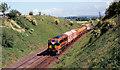 D0900 : Weed-spraying train, Slaght near Ballymena by Albert Bridge