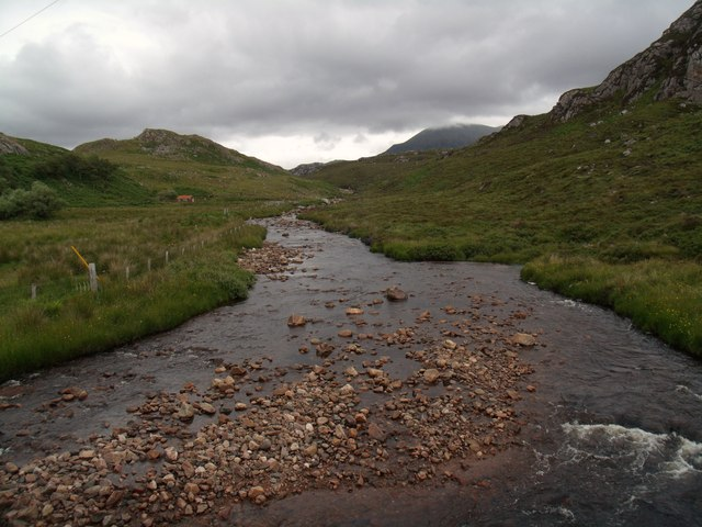 Achriesgill Water