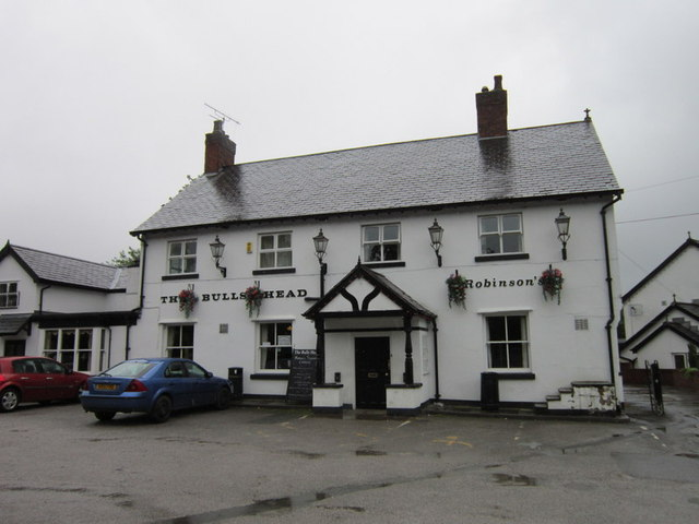 The Bulls Head, Hale Barns