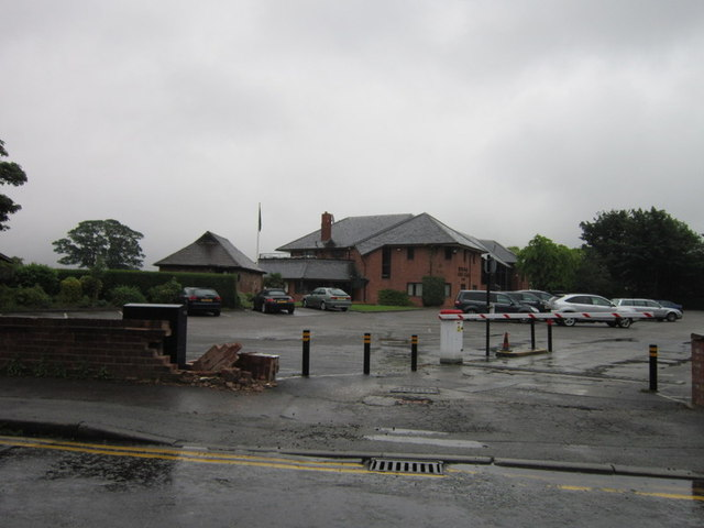 The Clubhouse at Ringway Golf Club
