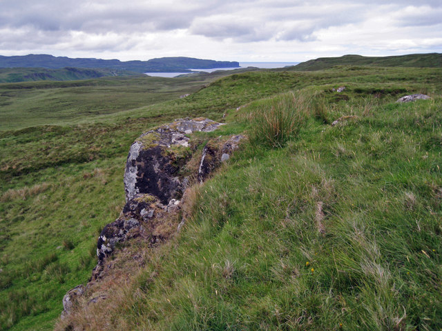 View over Creag Bhreac