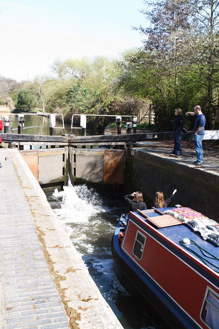 Clitherow's Lock