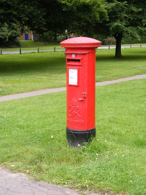 Cantley Lane George VI Postbox