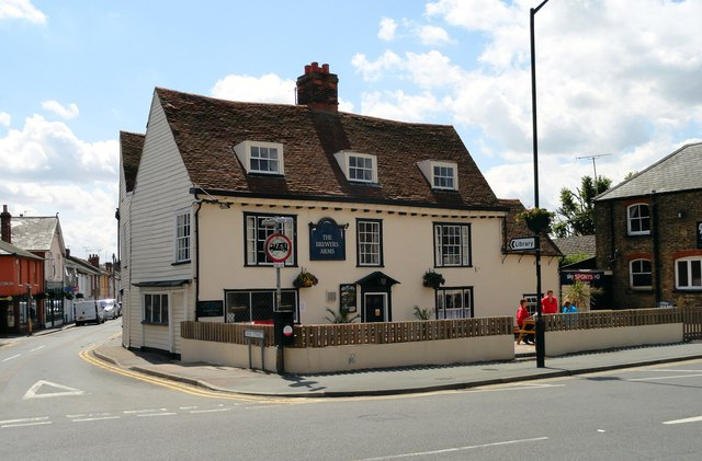The Brewers Arms Public House, Brightlingsea