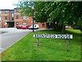 SK3835 : Baconsfield House, Coleraine Close by Alex McGregor
