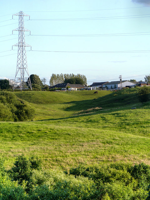 Irwell Valley, Shore Top Farm